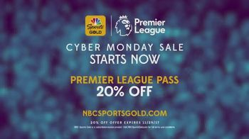 NBC Sports Gold Cyber Monday Sale TV Spot, 'Premier League Pass' - Thumbnail 6