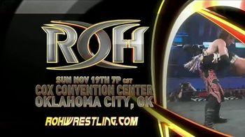 ROH Wrestling Live on Tour TV Spot, 'International Tapings' - Thumbnail 2