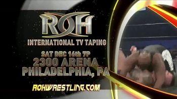 ROH Wrestling Live on Tour TV Spot, 'International Tapings' - Thumbnail 4