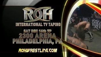 ROH Wrestling Live on Tour TV Spot, 'International Tapings' - Thumbnail 5