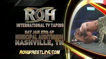 ROH Wrestling Live on Tour TV Spot, 'International Tapings' - Thumbnail 6