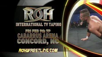 ROH Wrestling Live on Tour TV Spot, 'International Tapings' - Thumbnail 7