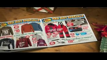 Bass Pro Shops 5 Day Sale TV Spot, 'Red Hot: Hoodies, Rods and Rain Suit' - Thumbnail 4