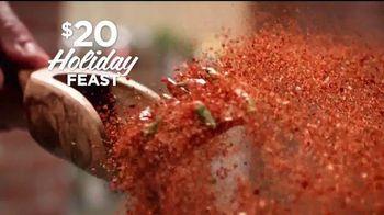 Popeyes $20 Holiday Feast TV Spot, 'Irresistible' [Spanish] - Thumbnail 4