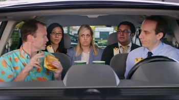 Sonic Drive-In Lil' Breakfast Burritos TV Spot, 'Carpool'