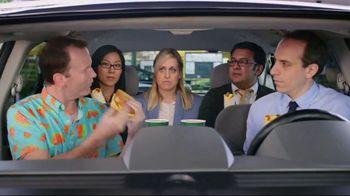 Sonic Drive-In Lil' Breakfast Burritos TV Spot, 'Carpool' - Thumbnail 3