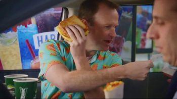 Sonic Drive-In Lil' Breakfast Burritos TV Spot, 'Carpool' - Thumbnail 4
