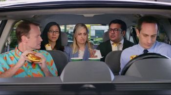 Sonic Drive-In Lil' Breakfast Burritos TV Spot, 'Carpool' - 5 commercial airings