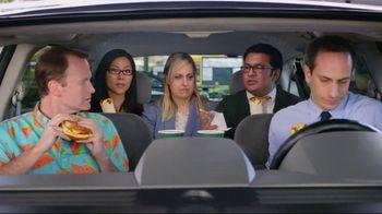 Sonic Drive-In Lil' Breakfast Burritos TV Spot, 'Carpool'