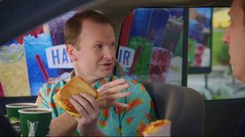 Sonic Drive-In Lil' Breakfast Burritos TV Spot, 'Carpool' - Thumbnail 6