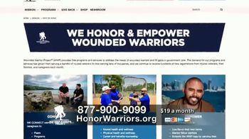 Wounded Warrior Project TV Spot, 'Better Than Before' Feat. Trace Adkins - Thumbnail 4