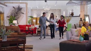 Rooms to Go Holiday Sale TV Spot, 'Interest Free Financing' - Thumbnail 2