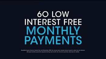 Rooms to Go Holiday Sale TV Spot, 'Interest Free Financing' - Thumbnail 6