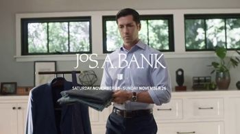 JoS. A. Bank Weekend Specials TV Spot, 'Signature Suit and Leather Jacket' - Thumbnail 1