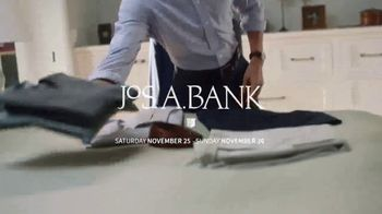 JoS. A. Bank Weekend Specials TV Spot, 'Signature Suit and Leather Jacket' - Thumbnail 2