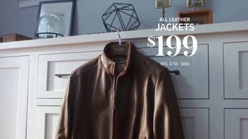 JoS. A. Bank Weekend Specials TV Spot, 'Signature Suit and Leather Jacket' - Thumbnail 7