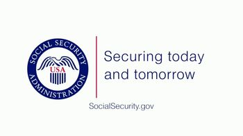 Social Security Administration TV Spot, 'We Are There' - Thumbnail 8