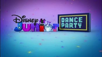 Disney Junior Dance Party! TV Spot, 'Live Concert Experience' - 531 commercial airings
