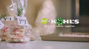 Kohl's TV Spot, 'Food Network: Homemade Holiday Treat' - Thumbnail 10