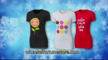 Wheel of Fortune Store TV Spot, 'Holiday Shopping' - Thumbnail 5