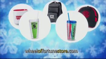 Wheel of Fortune Store TV Spot, 'Holiday Shopping' - Thumbnail 7