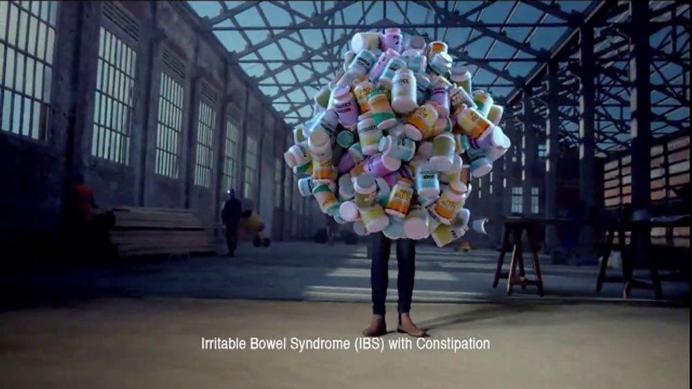 Linzess TV Commercial, 'Burdened'