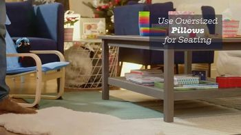 IKEA TV Spot, 'Food Network: Kids Area' Featuring James Briscione