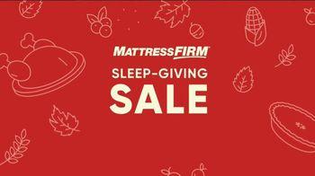 Mattress Firm Sleep-Giving Sale TV Spot, 'Adjustable Base' - Thumbnail 9