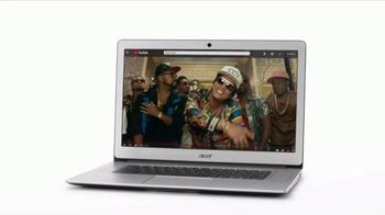 Acer Chromebook 15 TV Spot, 'The New Way: Discount' Song by Karizma - Thumbnail 4
