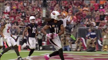 Bose TV Spot, 'Larry Fitzgerald: No Slowing Down' - 1 commercial airings
