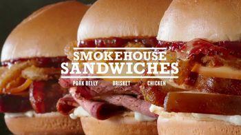 Arby's Smokehouse Sandwiches TV Spot, 'What We Make' - Thumbnail 9