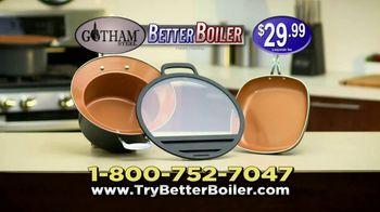 Gotham Steel Better Boiler TV Spot, 'No More Boil-Overs' - Thumbnail 9