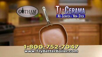 Gotham Steel Better Boiler TV Spot, 'No More Boil-Overs' - Thumbnail 8