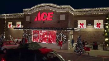 ACE Hardware Biggest Holiday Light Sale TV Spot, 'Huge Holiday Savings' - Thumbnail 1