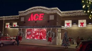 ACE Hardware Biggest Holiday Light Sale TV Spot, 'Huge Holiday Savings' - Thumbnail 2