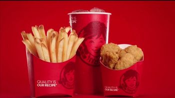 Wendy's 4 for $4 TV Spot, 'El regreso de la Double Stack' [Spanish] - Thumbnail 8