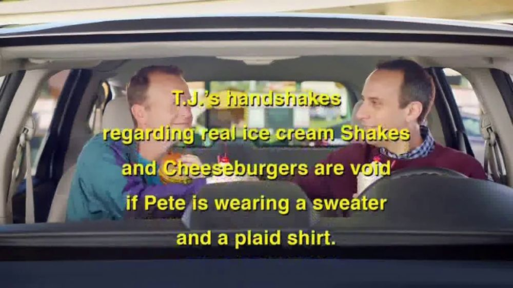 Sonic Drive-In Double Feature TV Commercial, 'Shake on It'