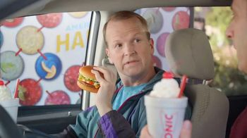 Sonic Drive-In Double Feature TV Spot, 'Shake on It' - Thumbnail 3