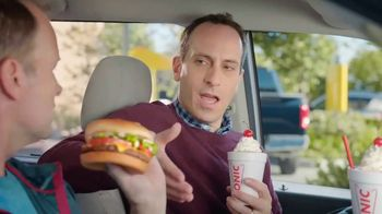Sonic Drive-In Double Feature TV Spot, 'Shake on It' - Thumbnail 4