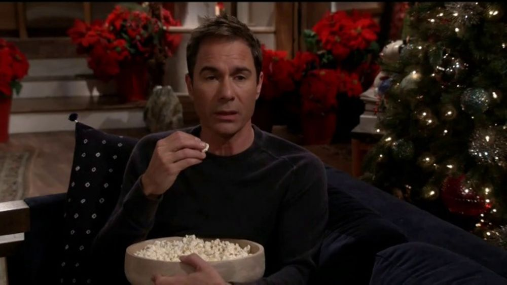 google home tv commercial nbc light up the holidays featuring eric mccormack ispottv - Publix Christmas Commercial