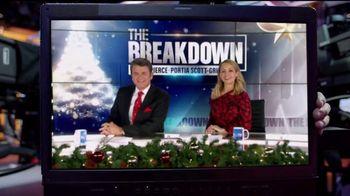 Google Home TV Spot, 'NBC: Light Up the Holidays' Featuring Eric McCormack - Thumbnail 7