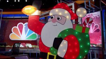 Google Home TV Spot, 'NBC: Light Up the Holidays' Featuring Eric McCormack - Thumbnail 8
