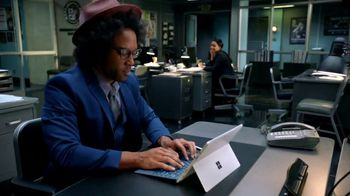 Microsoft Surface TV Spot, 'Lethal Weapon: Ep. 208' Ft. Johnathan Fernandez - 1 commercial airings