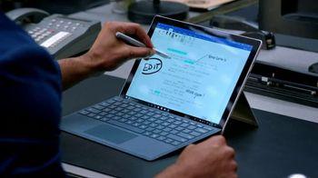 Microsoft Surface TV Spot, 'Lethal Weapon: Ep. 208' Ft. Johnathan Fernandez - Thumbnail 4