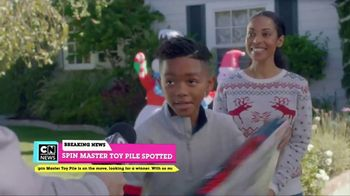 Cartoon Network Spin Master Holiday Toy Sweepstakes TV Spot, '500 Toys'