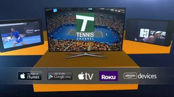 Tennis Channel Plus TV Spot, 'Australian Open' - Thumbnail 7