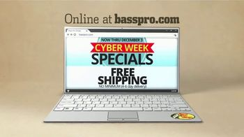 Bass Pro Shops Holiday Sale TV Spot, 'Cyber Week Specials: Flannel' - Thumbnail 9