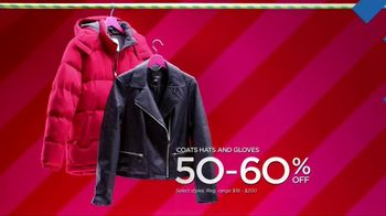 JCPenney Cyber Deals TV Spot, 'Coats, Hats, Gloves and Jewelry' Song by Sia - Thumbnail 3