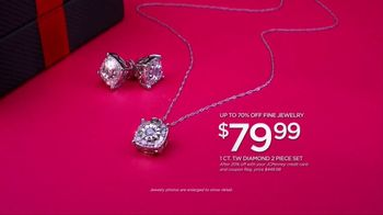 JCPenney Cyber Deals TV Spot, 'Coats, Hats, Gloves and Jewelry' Song by Sia - Thumbnail 4