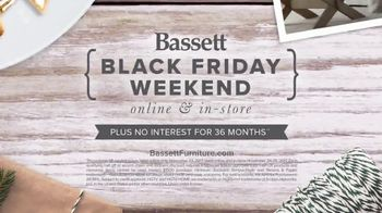 Bassett Black Friday Weekend TV Spot, 'Chairs and Collections' - Thumbnail 5